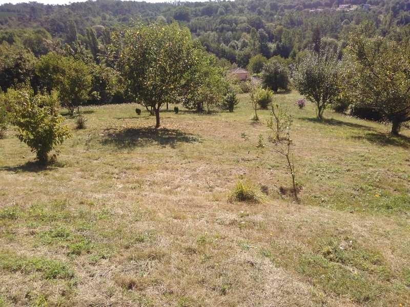 Jardin vers le Salembre